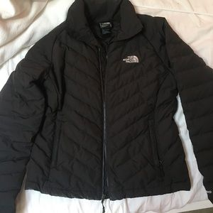 Black Northface Down Jacket, Women's XS